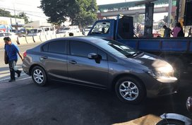 2013 Honda Civic for sale in Pasig