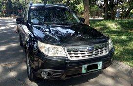 Black 2013 Subaru Forester for sale in Las Pinas