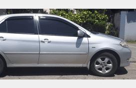 Used Toyota Vios 1.3 E MT 2004 for sale in Naga
