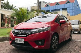 2016 Honda Jazz VX Navi Automatic Top of the Line Low Mileage