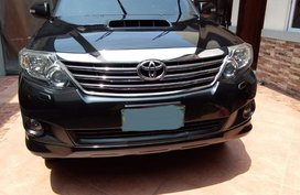 2014 Toyota Fortuner for sale in Parañaque