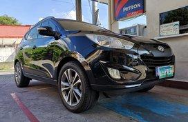 2010 Hyundai Tucson for sale in Manila