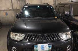 Mitsubishi Montero Sport 2009 for sale in Quezon City