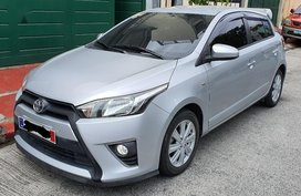 2016 Toyota Yaris for sale in Quezon City