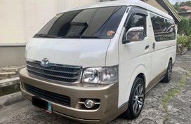 Toyota Grandia 2010 for sale in Quezon City