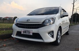 Toyota Wigo 2016 for sale in San Fernando