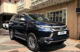 2018 Mitsubishi Montero Sport for sale in Manila