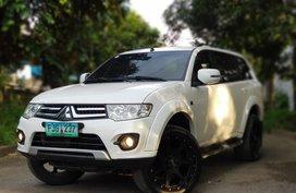 2014 Mitsubishi Montero Sport for sale in Caloocan