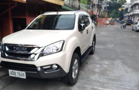 2016 Isuzu Mu-X for sale in Manila