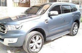 Sellng 2nd Hand 2016 Ford Everest at 45000 km