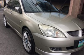 2005 Mitsubishi Lancer MX Ltd 1.8 for sale in Quezon City
