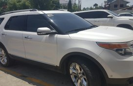 Used Ford Explorer 2013 for sale in Cebu City