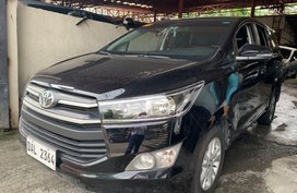 Sell Black 2019 Toyota Innova in Quezon City