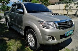 2014 Toyota Hilux for sale in Angeles