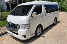 Toyota Hiace 2017 for sale in Davao City