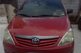 2011 Toyota Innova for sale in Taguig