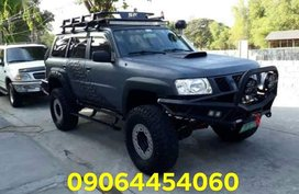 2009 Nissan Patrol for sale in Las Piñas