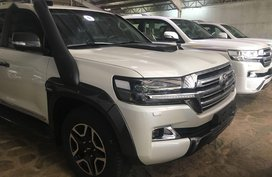 2019 Toyota Land Cruiser for sale in Quezon City