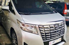 2016 Toyota Alphard for sale in Pasig