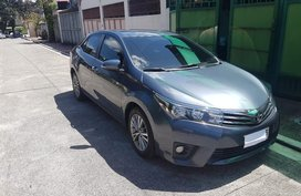 2015 Toyota Corolla Altis for sale in Quezon City