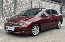 Honda Civic 2012 at 70000 km for sale