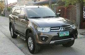 2014 Mitsubishi Montero Sport for sale in Bacoor
