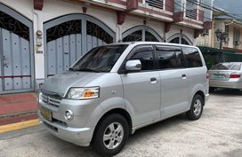 2007 Suzuki Apv for sale in Manila