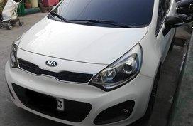 Kia Rio 2013 at 38300 km for sale
