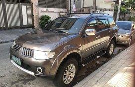 2012 Mitsubishi Montero Sport for sale in Quezon City