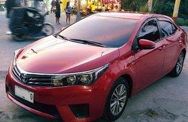 2014 Toyota Altis for sale in Imus