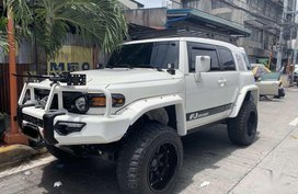 2013 Toyota Fj Cruiser for sale in Manila