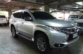 2017 Mitsubishi Montero for sale in Makati