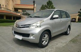 2013 Toyota Avanza for sale in Las Pinas