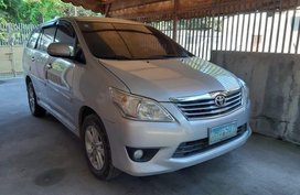 2013 Toyota Innova for sale in General Santos