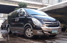 Black 2012 Hyundai Grand Starex for sale in Makati