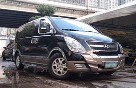 Black 2012 Hyundai Grand Starex for sale in Makati