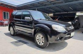Selling Black Ford Escape 2013 Automatic Gasoline in Las Pinas
