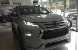 Brand new Mitsubishi Montero Sport 2020 Automatic