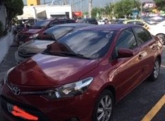 Sell 2nd Hand 2014 Toyota Vios at 62000 km in Caloocan