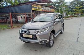 Sell Used 2017 Mitsubishi Montero Manual Diesel