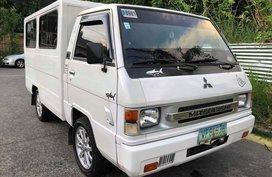 White 2015 Mitsubishi L300 Manual Diesel for sale