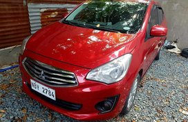 Selling 2nd Hand Mitsubishi Mirage G4 2017 Sedan at 16000 km