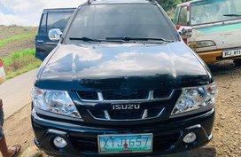 Black 2005 Isuzu Crosswind Manual Diesel for sale