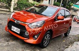 2019 Toyota Wigo for sale in Makati