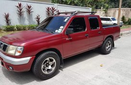 2002 Nissan Frontier for sale in Quezon City