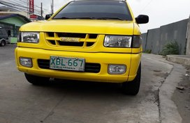 2001 Isuzu Crosswind Manual Diesel for sale