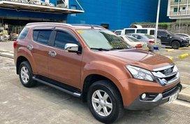 2015 Isuzu Mu-X for sale in Alaminos