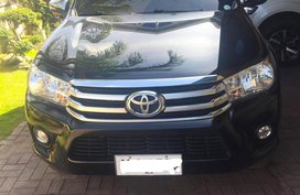 Toyota Hilux G 2016 for sale in Meycauayan