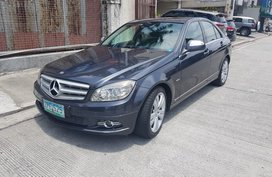2008 Mercedes-Benz C200 for sale in Manila