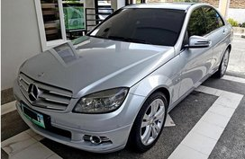 2009 Mercedes-Benz C200 for sale in Pasig